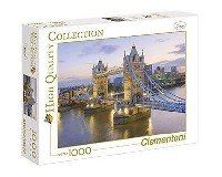 CL PUZZLE 1000 TOWER BRIDGE